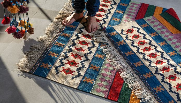 Refresh your carpets and rugs