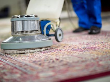 Gainesville Rug Fringe Cleaning