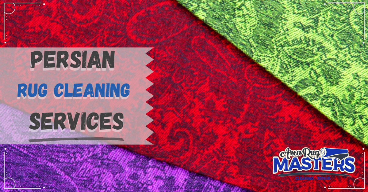 """Featured image for """"Tips on How to Clean a Persian Rug"""""""