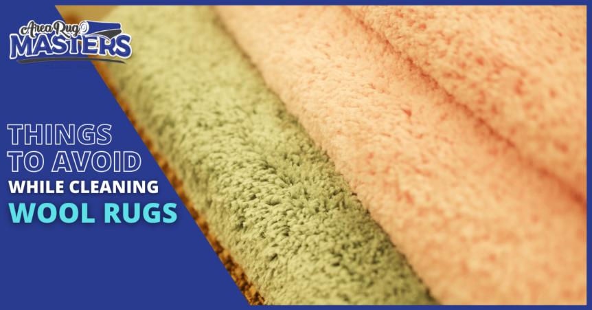 Cleaning Wool Rug